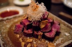 Gourmet Season - Robata Fillet Mignon with Garlic - Japanese restaurant Zuma - Hong Kong