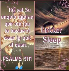 Afrikaanse Quotes, Goeie Nag, Good Night Wishes, Scriptures, African Fashion, Balloon, Lilac, Angels, Owl