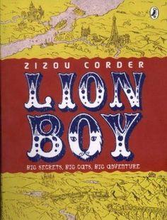 Lion Boy - Zizou Corder