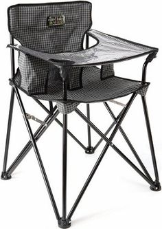 Camping High Chair - oh yes they did. Don't need this anymore, but could make a great gift idea