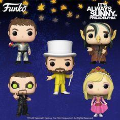 It's Always Sunny, Always Be, Kids Grocery Store, Chibi, Charlie Kelly, Perfect Grade, Pop Figures, Vinyl Figures, Action Figures