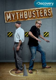 MythBusters (2003) Fearless hosts Adam Savage and Jamie Hyneman take viewers on an eye-opening -- and often explosive -- journey as they examine some of the most commonly held beliefs in popular science and culture.