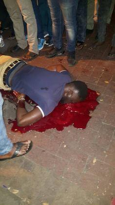 Nigerian Man Shot 9 Times By A Somalian Over Cellphone (Graphic Photos)  http://ift.tt/2oSktI9