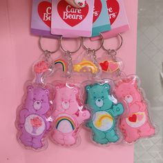 Find images and videos about pink, aesthetic and care bears on We Heart It - the app to get lost in what you love.