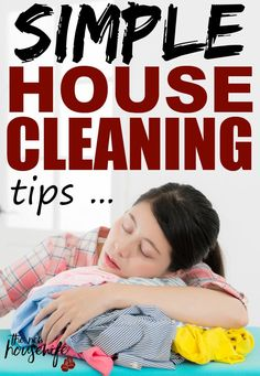 """There are a lot of reasons that my house not always spotless. I hate cleaning. I have three kids who undo any kind of organizing that I implement. I work at home. Blah. Blah. Blah. If you asked my hubs, """"you only want to keep the house clean enough"""" is probably his number one pet-peeve House Cleaning Tips, Cleaning Hacks, Organizing Tips, Spring Cleaning, Simple House, Clean House, Cleaning Schedule Printable, Organized Mom, Laundry Hacks"""