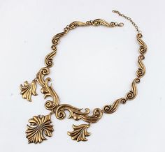 Retro Stylish Short Necklace