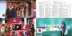 Sur le site @LeCLEMI documents pédagogiques @tastoutcompris @reseau_canope sur @France4tv