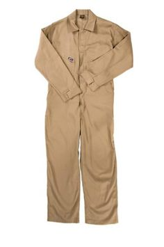2813b4fd4e4f TL Lightweight Cotton Flame Resistant Deluxe Coverall