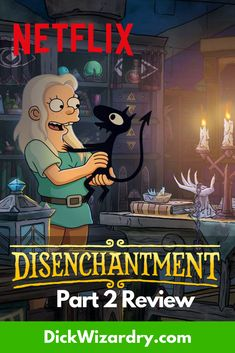 Disenchantment returned to Netflix in September dropping the latest 10 episodes to the series. Did the break give the show a chance to find its stride? Let's dive in and find out. Fantasy Tv Series, Netflix, September, Let It Be