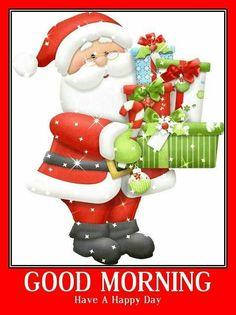 Good  Morning Christmas Greetings