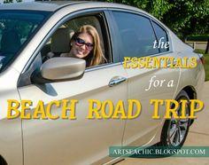 {BLOGGED}: The Essentials For A Beach Road Trip