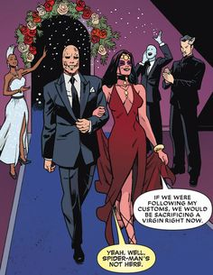Deadpool marrying a vampire. - Funny Pictures - Funny Photos - Funny Images - Funny Pics