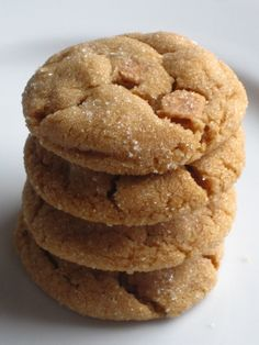 Butterscotch Cookies (2) Yummy Treats, Delicious Desserts, Sweet Treats, Yummy Food, Tasty, Brownie Recipes, Cookie Recipes, Butterscotch Cookies, No Bake Snacks