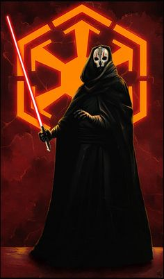 Darth Nihlus --- kinda didn't really like KOTOR II, but Darth Nihlus was pretty badass