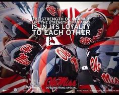 Ole Miss and class go hand and hand...