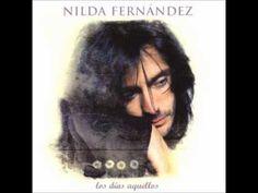 """Milonga de Manuel Flores - Nilda Fernández -- """"Y sin embrago me duele / decirle adiós a la vida, / esa cosa tan de siempre, / tan dulce y tan conocida..."""""""