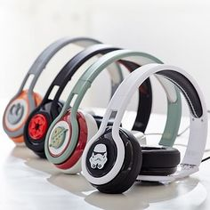 Star Wars™ First Edition STREET by 50 On-Ear Headphones #pbteen