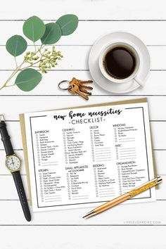 College apartment essentials moving into your first home or apartment buying a new this printable kitchen College Apartment Checklist, College Apartments, Apartment Essentials, Room Essentials, Home Remodeling Diy, Home Renovation, Twin Xl, Hacks, Dorm Room Organization