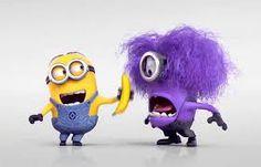 minions purple - Google Search