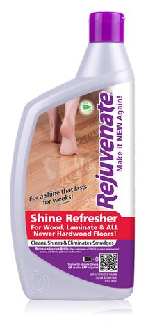 Rejuvenate FLOOR Shine Refresher Engineer Wood Cleaner