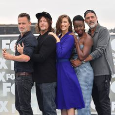 Family I love them all And look at Norman - The Walking Dad, Walking Dead Memes, Walking Dead Cast, Rick Grimes, The Walk Dead, The Walking Dead Merchandise, Walking Dead Wallpaper, Dead Still, Dead Pictures