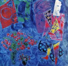 Chagall   Le magicien