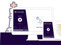 Voting web app by Florentina Sarov