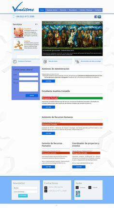 Venditore, Capacitación, Coaching y Seleccion de personal - Diseño y Desarrollo: http://integralmedia.com.ar