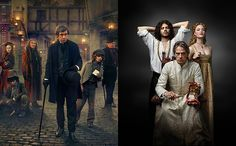 Dickensian VS The Borgias - http://duelodetitas.com/dickensian-vs-the-borgias/
