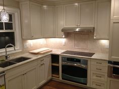 Huang family kitchen featuring an American Standard Prevoir Sink.