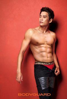 Joo Sang Wook: Bodyguard
