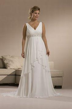 Vestidos de Noiva para Gordinhas