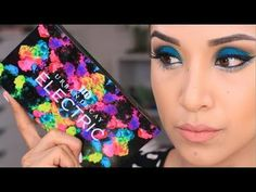 Urban Decay Electric Palette #Tutorial #dulcecandy #howto #looks #eyemakeup - bellashooot.com