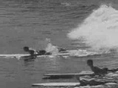 Bathing Beauties Surfing at Palos Verdes, California 1938 Chevrolet Newsreel: http://youtu.be/Sae5kotYsTw #surfing #PalosVerdes #Chevy