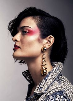 Sam Rollinson by Marcus Ohlsson for Vogue Japan February 2017
