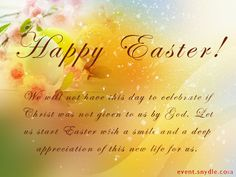 Inspirational religious christian easter poems words messages happy easter m4hsunfo