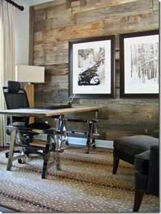 Before & After: Our Home Office