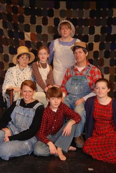 Tallahatchie River Players, The Community Theatre of New Albany, Mississippi