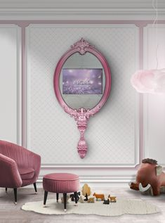 Girl bedroom design   To bring fantasy to girls' room you need amazing furniture! Check out Circu Magical Furniture and get inspired: CIRCU.NET
