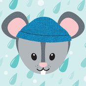 Chipper's Rainy Day Adventure- interactive