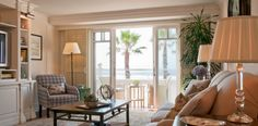 Shutters on the Beach  in Santa Monica.  Interiors by designer, Michael Smith.  Treat yourself!