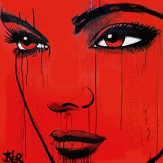 Louis Jover is my new favorite. I can't get enough. red danube, Loui Jover