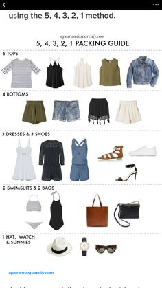 travel packing tips summer Budget Travel Travel packing tips summer – travel outfit plane Packing Tips For Travel, Travel Hacks, Travel Advice, Travel Essentials, Travel Ideas, Packing Ideas, Europe Packing, Travel Guide, Cruise Packing