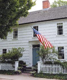 Home in the East Hampton, ca 1770