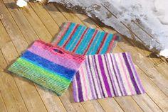 Felted Wool, Wool Felt, Knit Crochet, Outdoor Blanket, Knitting, Threading, Tricot, Breien, Ganchillo