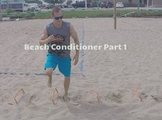 Beach Volleyball Conditioner Part 1 Volleyball Workouts, Beach Volleyball, Plyometrics, Hurdles, Exercises, Routine, Conditioner, Yard, Running