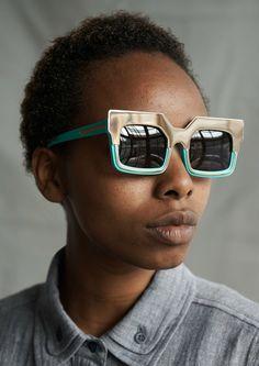 Karen Walker's Visible Campaign for S' 14