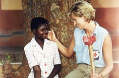 Prince Harry retraces Princess Diana's footsteps in visit to ...