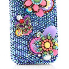 Bling Crystals Phone Case for iPhone