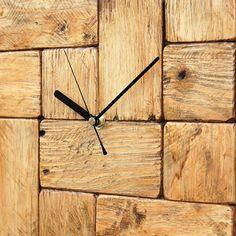 wall clock design 61713457377808630 - Palette bois Tetris Style Wall Clock Source by White Wall Clocks, Wall Clock Wooden, Unique Wall Clocks, Wood Clocks, Wooden Walls, Wall Clock Vector, Wall Clock Design, Wall Clock With Pictures, Tetris